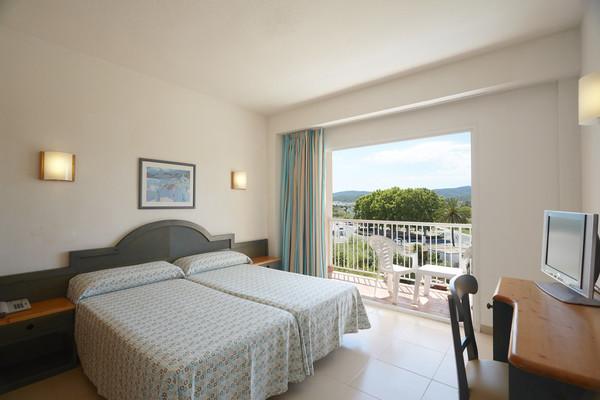 Chambre - Hôtel Invisa Es Pla 3* Ibiza Baleares