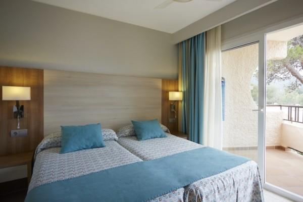 Chambre - Hôtel Invisa Figueral Resort Cala Blanca & Verde 4* Ibiza Baleares