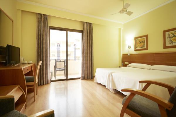 Chambre - Hôtel Invisa La Cala 4* Ibiza Baleares