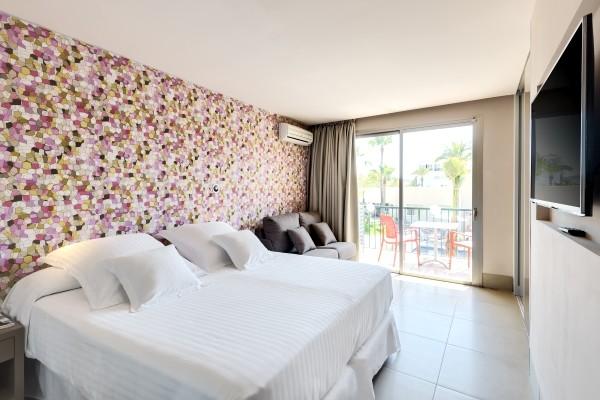 Chambre - Occidental Ibiza 4* Villes Inconnues Pays Inconnus