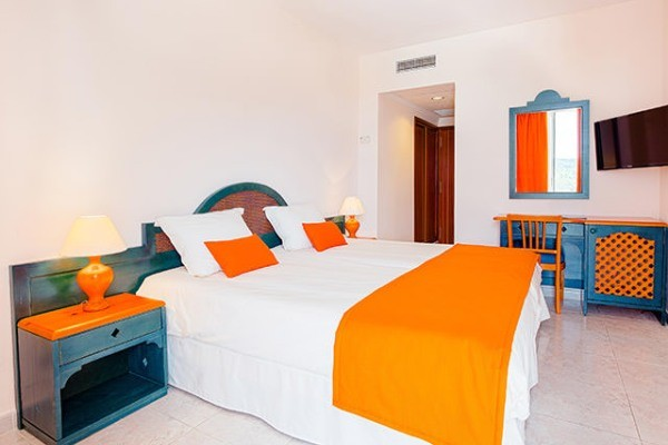 Chambre - Hôtel Suneoclub Sirenis Cala Llonga 3* Ibiza Baleares
