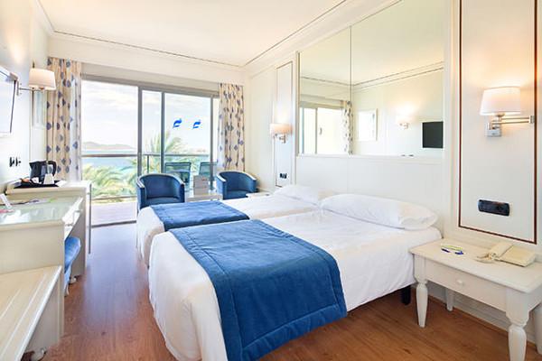 Chambre - Hôtel THB Los Molinos 4* Ibiza Ibiza