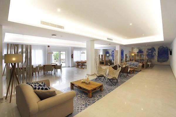Hall - Hôtel Club Portinatx 4* Ibiza Ibiza