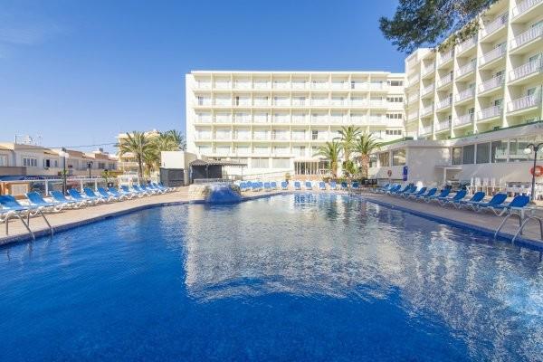 Piscine - Hôtel AzuLine Hotel Coral Beach 3* Ibiza Baleares