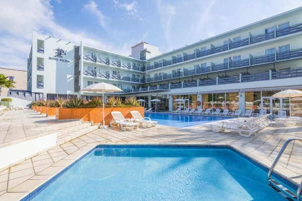 Piscine - Hôtel AzuLine Pacific 3* Ibiza Baleares