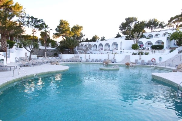 Piscine - Hôtel BG Portinatx Beach Club 4* sup Ibiza Baleares