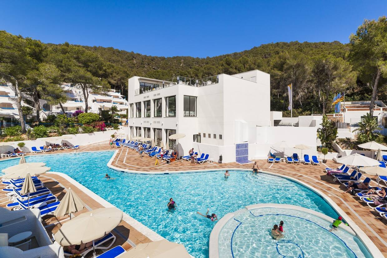 Piscine - Hôtel Globales Montemar 3* Ibiza Baleares