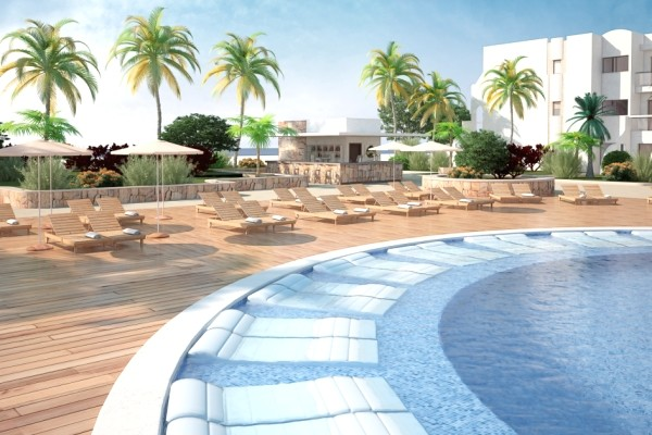 Piscine - Grand Palladium White Island Resort & Spa