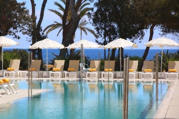 Piscine - Hôtel Iberostar Santa Eulalia 4* Ibiza Baleares