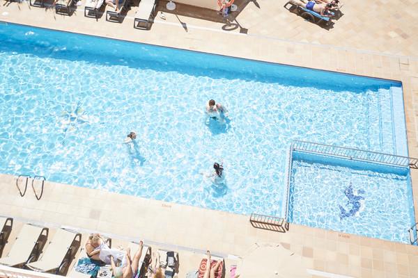 Piscine - Hôtel Invisa Es Pla 3* Ibiza Baleares