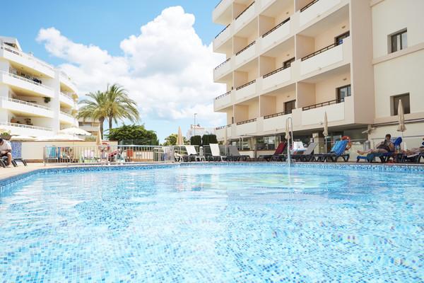 Piscine - Hôtel Invisa La Cala 4* Ibiza Baleares