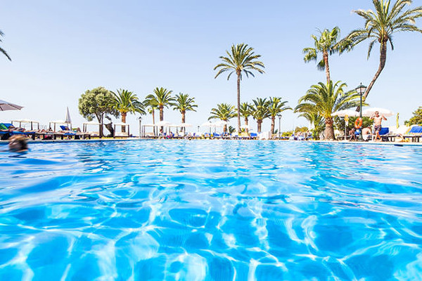Piscine - Hôtel THB Los Molinos 4* Ibiza Ibiza