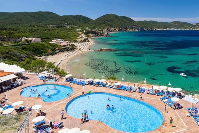 Fram Baleares : hotel Club Framissima Invisa Cala Verde - Ibiza