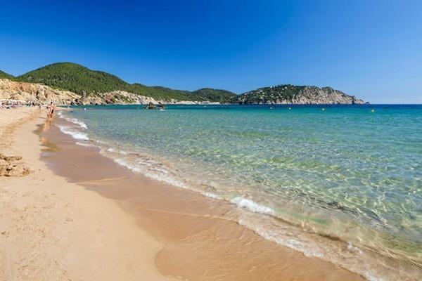 Plage - Hôtel Invisa Club Cala Blanca 3* Ibiza Ibiza