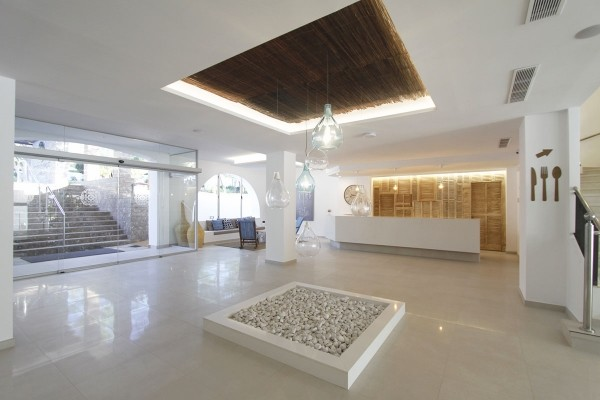 Reception - Hôtel Club Portinatx 4* Ibiza Ibiza