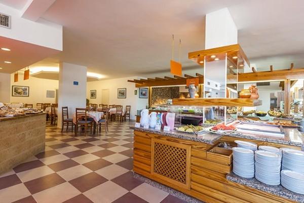 Restaurant - Hôtel Suneoclub Sirenis Cala Llonga 3* Ibiza Baleares