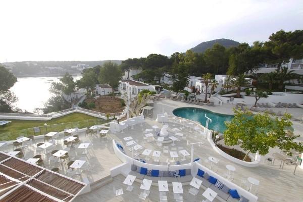 Vue panoramique - Hôtel Club Portinatx 4* Ibiza Ibiza