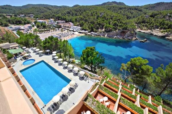 Vue panoramique - Galeon Ibiza