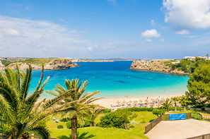 Vacances Minorque: Club Club Olé Fram Aguamarina Playa
