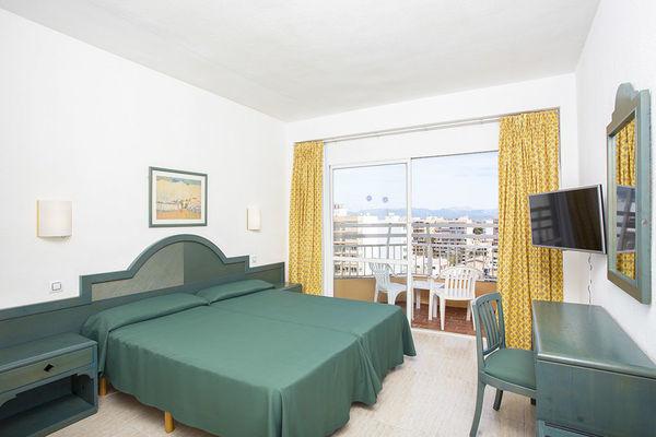 Chambre - Hôtel Bahia de Palma 3* Majorque (palma) Baleares