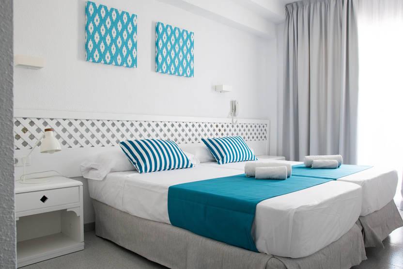 Chambre - Hôtel BLUE SEA Mediodia 3* 3* Majorque (palma) Baleares