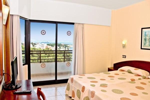 Chambre - Hôtel BQ Belvedere 3* Majorque (palma) Baleares