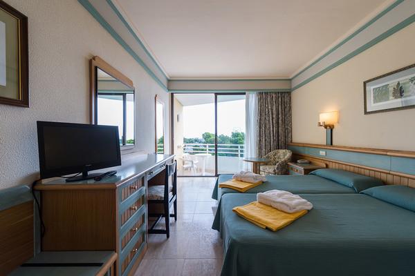Chambre - Hôtel Exagon Park 4* Majorque (palma) Baleares