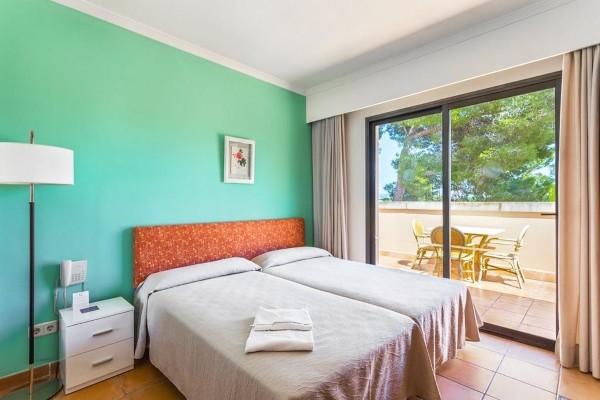 Chambre - Hôtel Fergus Club Vell Mari 4* Majorque (palma) Baleares