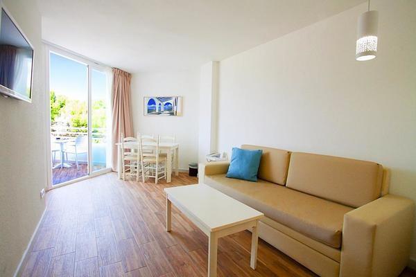 Chambre - Hôtel Fergus Style Cala Blanca Suites 4* Majorque (palma) Baleares