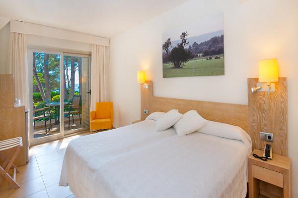 Chambre - Hôtel Iberostar Pinos Park 4* Majorque (palma) Baleares