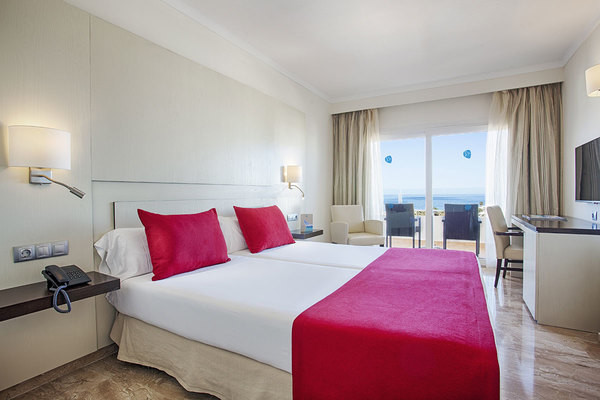 Chambre - Hôtel Montecarlo Grupotel 4* Majorque (palma) Baleares