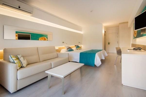 Chambre - Hôtel Ola Panama 4* Majorque (palma) Baleares