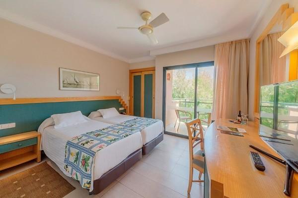 Chambre - Club PortBlue Pollentia Resort & Spa 4* Majorque (palma) Baleares