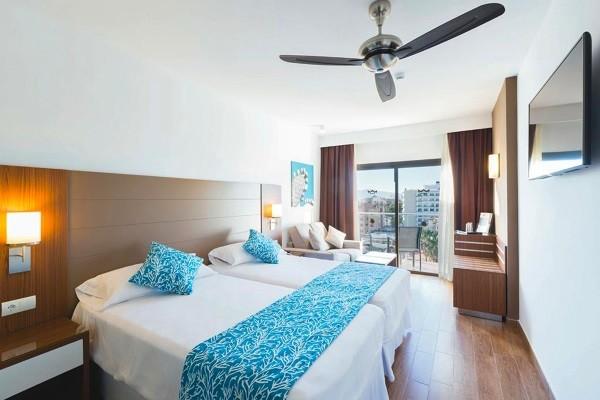 Chambre - Hôtel Riu Bravo 4* Majorque (palma) Baleares