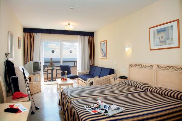 Chambre - Hôtel Roc Illetas 4* Majorque (palma) Baleares