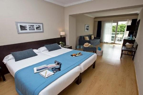 Chambre - Hôtel Seasun Fona 4* Majorque (palma) Baleares