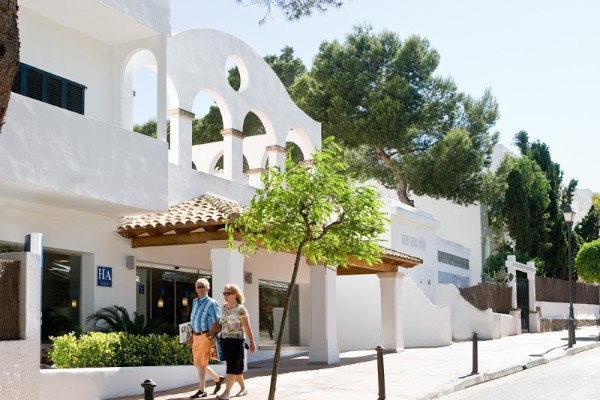 Facade - Club Top Clubs Cala d'Or 3* Majorque (palma) Baleares