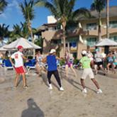 Danse FRAMISSIMA - Framissima Blau Punta Reina Family Resort