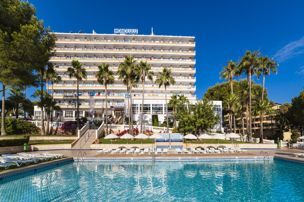 Piscine - Hôtel Adult Only Globales Honolulu 3* Majorque (palma) Baleares
