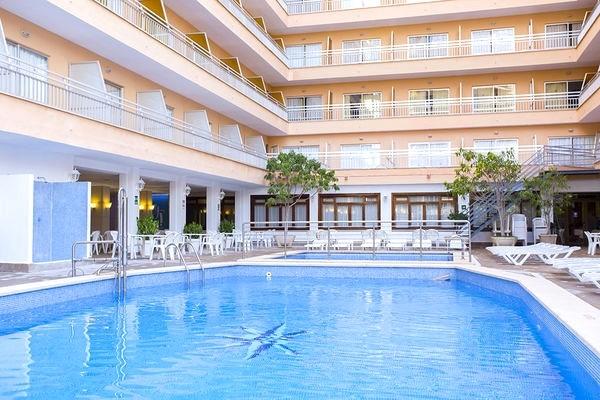 Piscine - Hôtel Bahia de Palma 3* Majorque (palma) Baleares