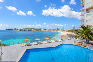 Baleares-Majorque (palma), Hôtel Bahia Principe Sunlight Coral Playa
