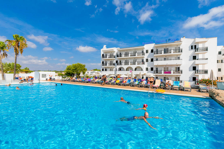 Piscine - Hôtel Barcelo Ponent Playa 3* Majorque (palma) Baleares