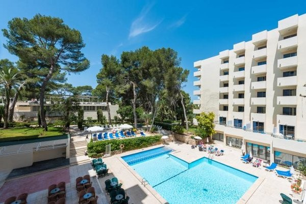 Piscine - Best Delta Hotel 4*