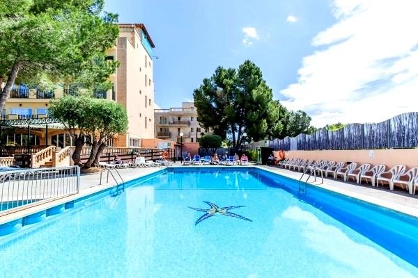Piscine - Hôtel Blue Sea Costa Verde 3* Majorque (palma) Baleares
