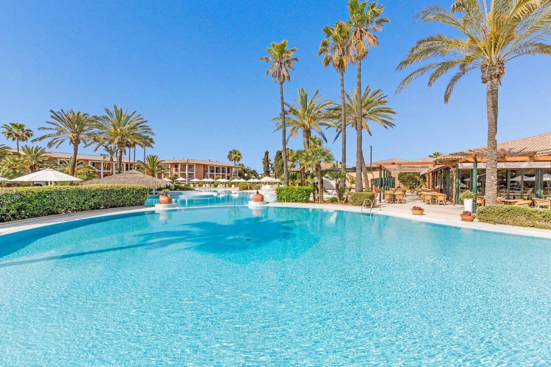 Piscine - Club Framissima Blau Colonia Sant Jordi Resort & Spa 4* Majorque (palma) Baleares