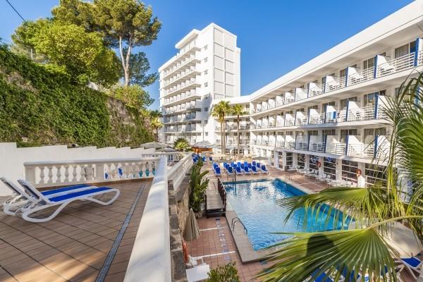 Piscine - Globales Palmanova Palace 4* Majorque (palma) Baleares