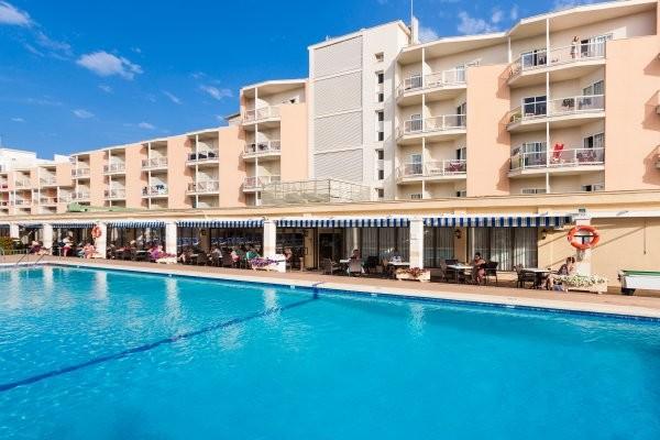 Piscine - Hôtel Globales Playa Santa Ponsa 3* Majorque (palma) Baleares