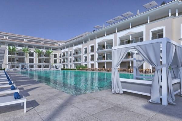 Piscine - Hôtel Grupotel Playa de Palma Suites 4* Majorque (palma) Baleares