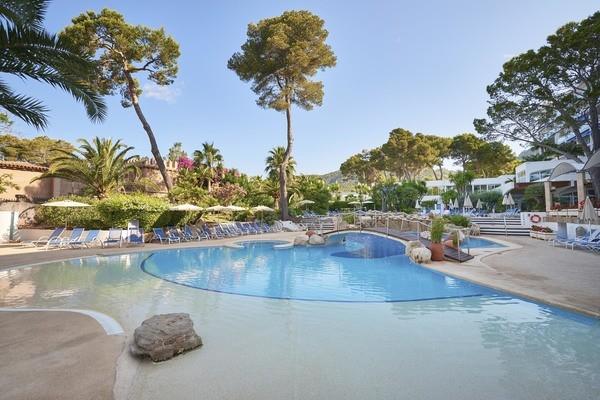 Piscine - Hôtel Hipotel Eurotel Punta Rotja 4* Majorque (palma) Baleares