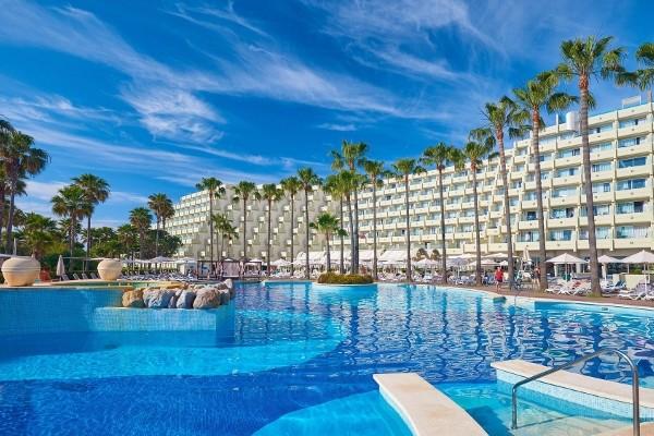 Piscine - Hôtel Hipotels Mediterraneo 4* Majorque (palma) Baleares